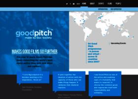 goodpitch.org