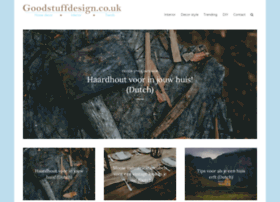 goodstuffdesign.co.uk