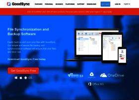 goodsync.com