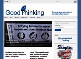 goodthinkingsociety.org