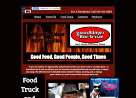 goodtimesbbqnc.com