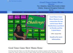 goodtimesgameshowmania.com