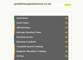 goodtimesgoodsearch.co.uk