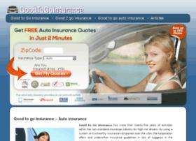 goodtogoinsurancecompany.com