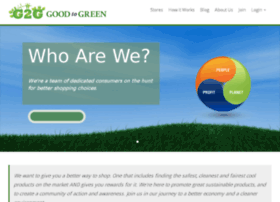 goodtogreen.org