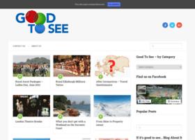 goodtosee.com