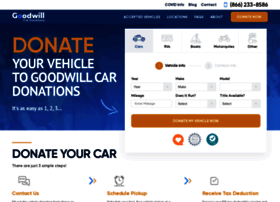 goodwillcardonation.org