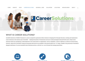 goodwillcareersolutions.org