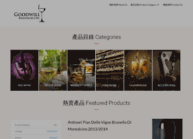 goodwillresources.com.hk