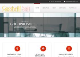 goodwillsoft.co.in