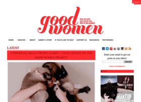 goodwomenproject.com
