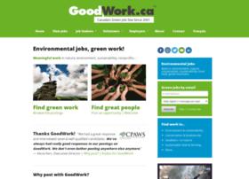 goodworkcanada.ca