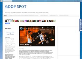 goofspotonfilm.blogspot.com