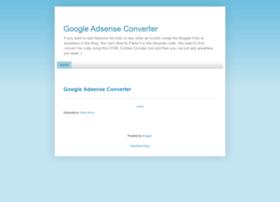 google-adsense-converter.blogspot.com