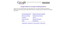 google-answers.net
