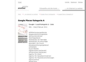 google-branchencenter-kategorien.another-vision.de
