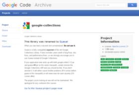 google-collections.googlecode.com