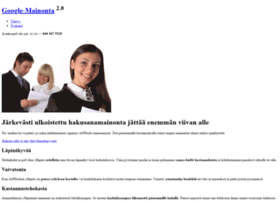 google-mainonta.fi