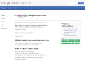 google-maps-icons.googlecode.com
