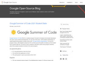 google-opensource.blogspot.co.nz