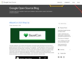 google-opensource.blogspot.kr