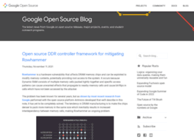 google-opensource.blogspot.se