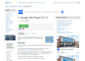 google-talk-plugin.updatestar.se