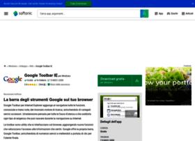 google-toolbar.softonic.it