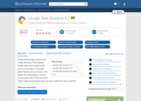 google-web-designer.software.informer.com