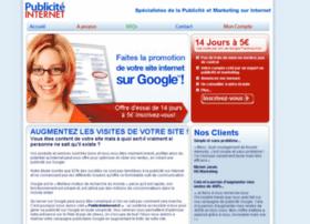 google.publiciteinternet.fr