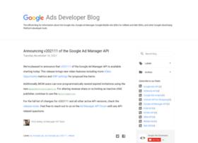 googleadsdeveloper.blogspot.co.il