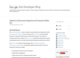 googleadsdeveloper.blogspot.com.br