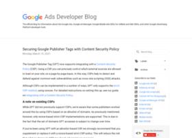 googleadsdeveloper.blogspot.in