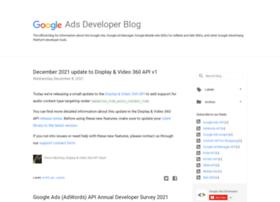 googleadsdeveloper.blogspot.sg