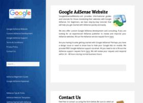 googleadsensewebsite.com
