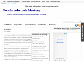 googleadwordsmastery.com