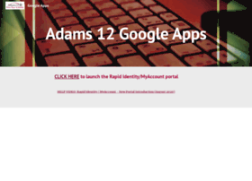 googleapps.adams12.org
