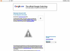 googlecode.blogspot.com