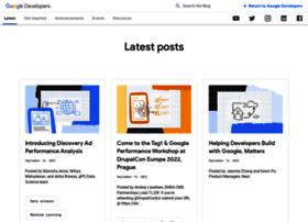 googledevelopers.blogspot.ca