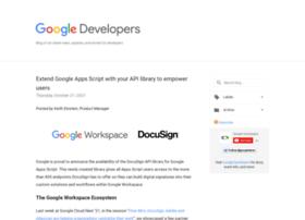 googledevelopers.blogspot.in