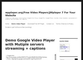 googledrivejwplayer.com