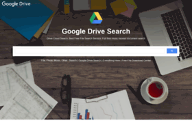 googledrivesearch.com