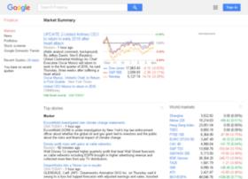 googlefinance.com