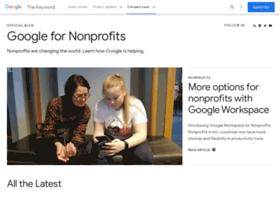 googlefornonprofits.blogspot.com