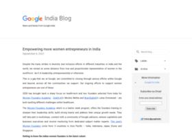 googleindia.blogspot.co.uk
