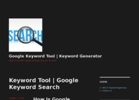 googlekeywordtool.net