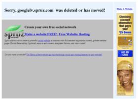 googlelv.spruz.com
