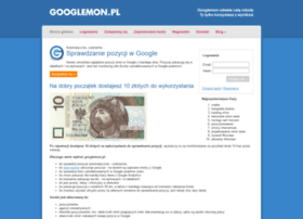 googlemon.pl