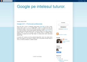 googlepeintelesultuturor.blogspot.com