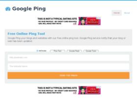 googleping.org